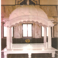 FRP Wood composition for Gurudwara